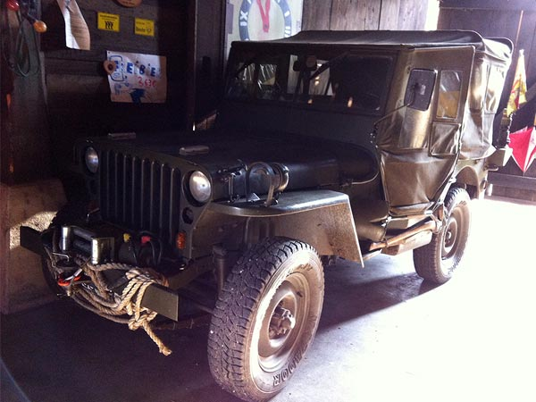 Lions Classic Willys Jeep