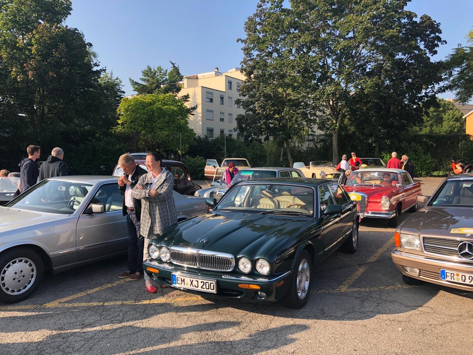 Lions Classic Jaguar XJ